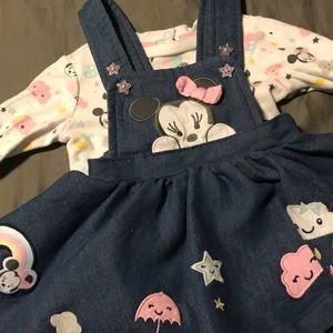 Minnie Mouse Jumper set Disney Baby
